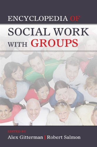 Encyclopedia of Social Work with Groups   2009 edition cover