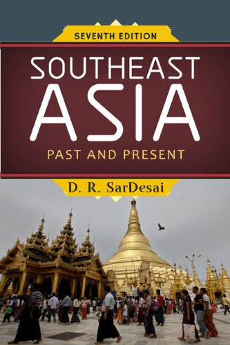 Southeast Asia Past and Present 7th 2013 edition cover