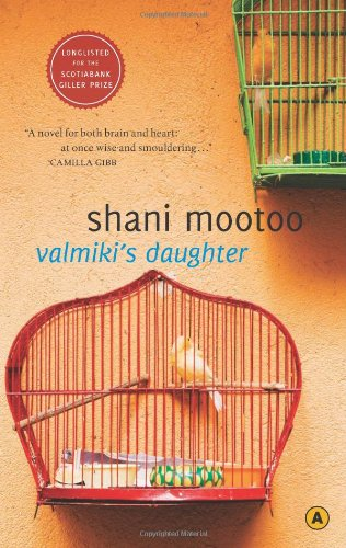 Valmiki's Daughter   2009 edition cover