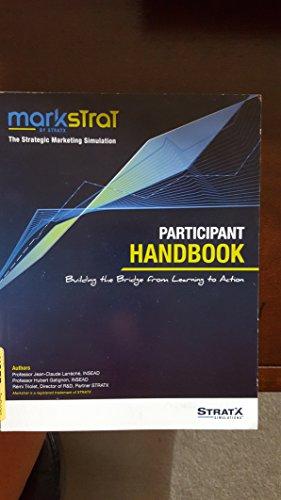 Markstrat Handbook N/A edition cover
