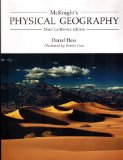 PHYSICAL GEOGRAPHY,CALIF.ED.>CUSTOM<    N/A 9781269144377 Front Cover