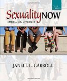Sexuality Now: Embracing Diversity  2015 9781305253377 Front Cover