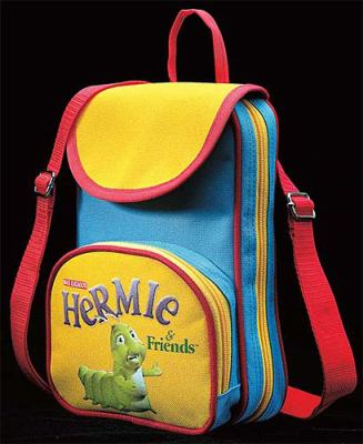 Hermie Backpack Bible Cover   2004 9781400305377 Front Cover