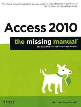 Access 2010   2010 edition cover