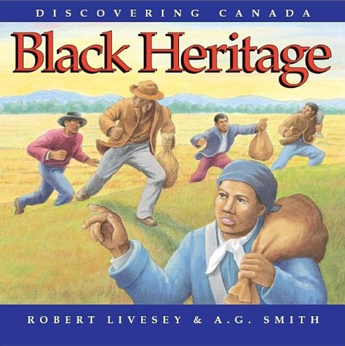 Black Heritage   2006 9781550051377 Front Cover
