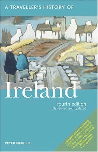 Traveller's History of Ireland  5th 2006 edition cover