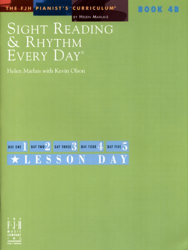 SIGHT READING+RHYTHM EVERYDAY N/A edition cover