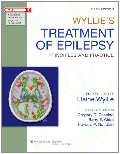 Wyllie's Treatment of Epilepsy Principles and Practice 5th 2011 (Revised) edition cover
