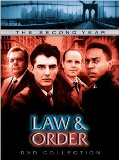 Law & Order - The Second Year System.Collections.Generic.List`1[System.String] artwork