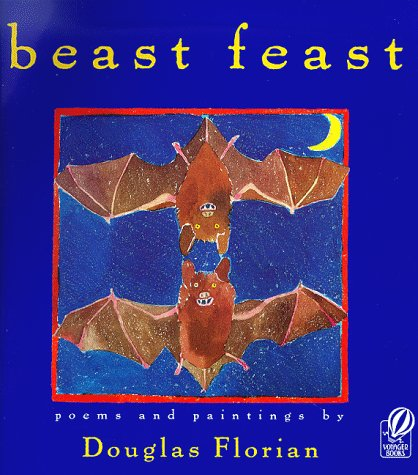 Beast Feast   1994 edition cover
