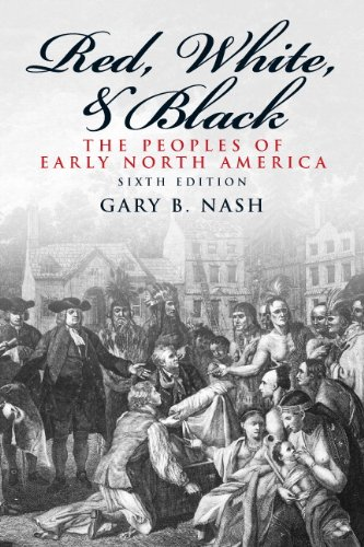 Red, White, and Black  6th 2010 edition cover