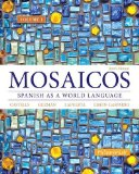Mosaicos Volume 1  6th 2015 edition cover