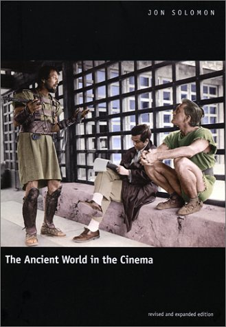 Ancient World in the Cinema  2nd 2001 (Revised) edition cover