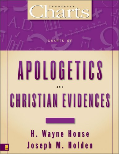 Apologetics and Christian Evidences   2006 edition cover