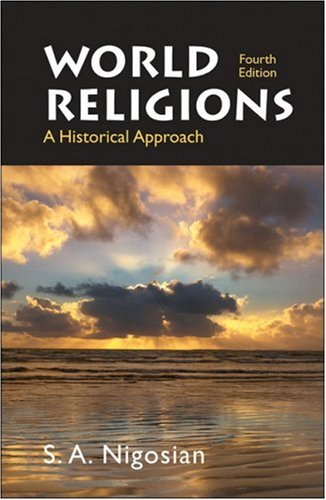 World Religions A Historical Approach 4th 2008 edition cover