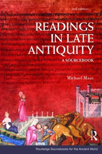 Readings in Late Antiquity  2nd 2010 (Revised) edition cover