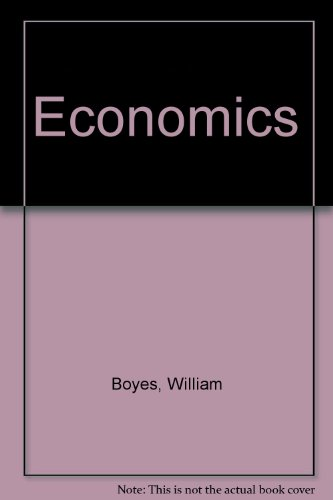 Economics : With Upgrade and Smarthinking 5th 2002 9780618171378 Front Cover