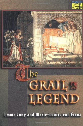 Grail Legend  2nd 1999 edition cover