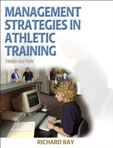 Management Strategies in Athletic Training  3rd 2005 (Revised) edition cover