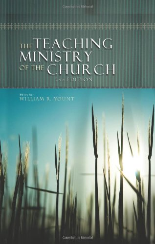 Teaching Ministry of the Church Second Edition 2nd 2008 edition cover