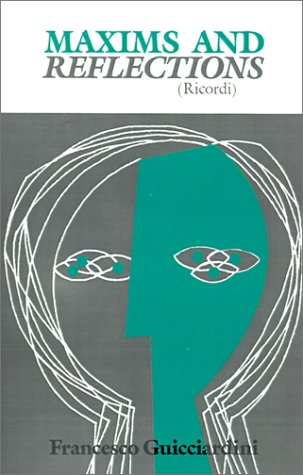 Maxims and Reflections   1972 edition cover