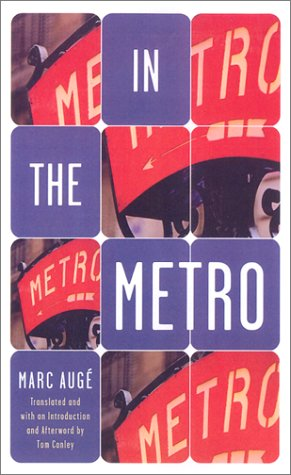 In the Metro   2002 9780816634378 Front Cover