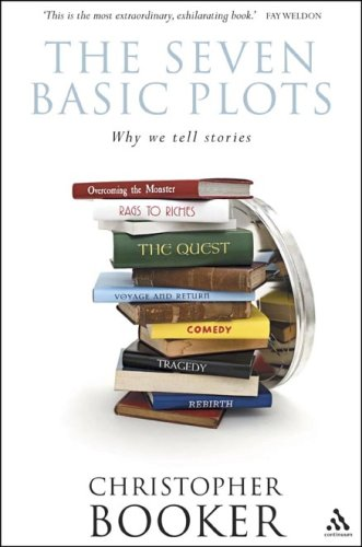 Seven Basic Plots Why We Tell Stories  2005 edition cover