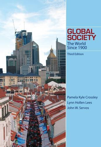 Global Society The World Since 1900 3rd 2013 edition cover