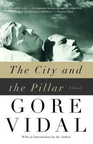 City and the Pillar A Novel N/A 9781400030378 Front Cover