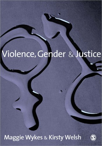 Violence, Gender and Justice   2009 9781412923378 Front Cover