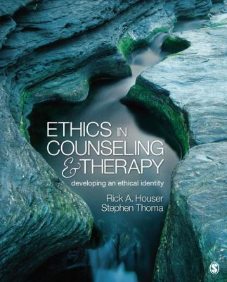 Ethics in Counseling and Therapy Developing an Ethical Identity  2013 edition cover