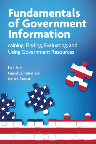 Fundamentals of Government Information   2011 edition cover