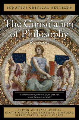 Consolation of Philosophy With an Introduction and Contemporary Criticism  2012 edition cover