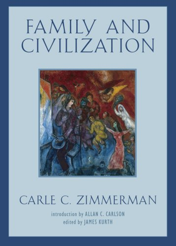 Family and Civilization   2008 edition cover