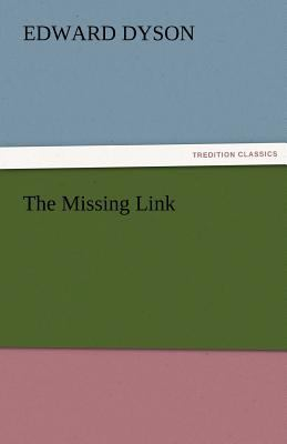 Missing Link  N/A 9783842483378 Front Cover