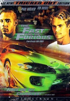 The Fast and the Furious (Widescreen Tricked Out Edition) System.Collections.Generic.List`1[System.String] artwork