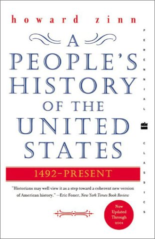 People's History of the United States   2003 (Anniversary) edition cover