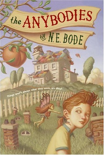 Anybodies   2007 (Reprint) edition cover