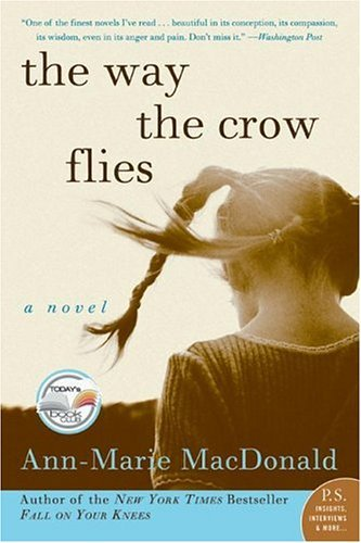 Way the Crow Flies   2003 edition cover
