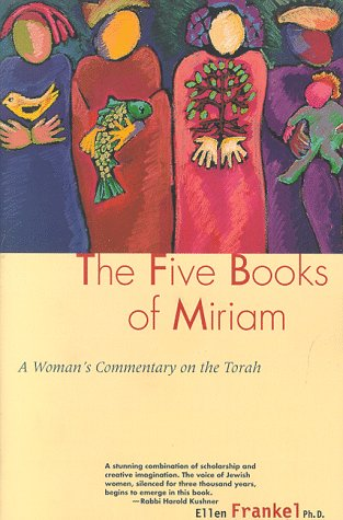 Five Books of Miriam A Woman's Commentary on the Torah  2003 edition cover