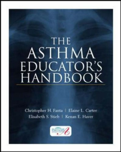 Asthma Educator's Handbook   2007 (Handbook (Instructor's)) 9780071447379 Front Cover