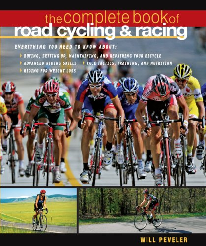Complete Book of Road Cycling and Racing   2009 edition cover