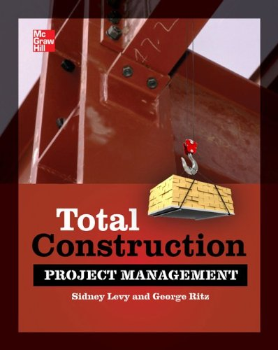 Total Construction - Project Management  2nd 2013 edition cover