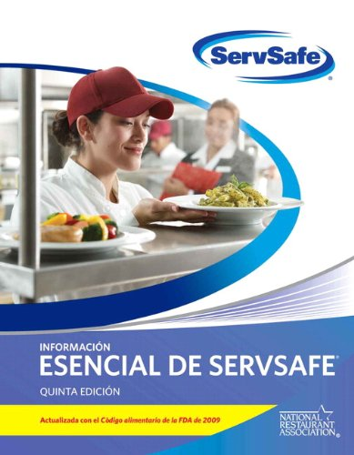 ServSafe Essentials 2009  5th 2011 (Revised) 9780135107379 Front Cover