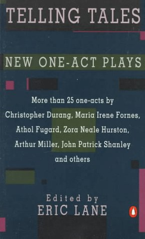 Telling Tales - New One-Act Plays  N/A edition cover