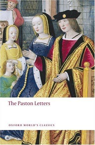 Paston Letters   2008 edition cover
