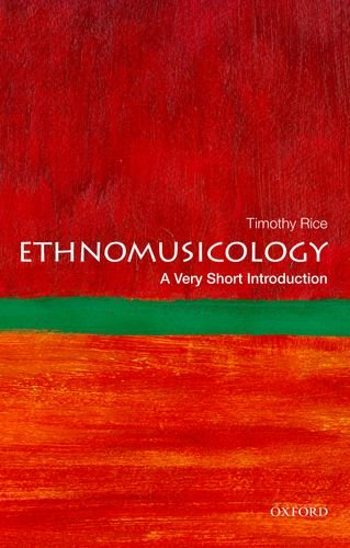Ethnomusicology   2013 edition cover