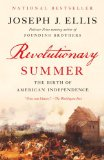 Revolutionary Summer The Birth of American Independence  2014 edition cover