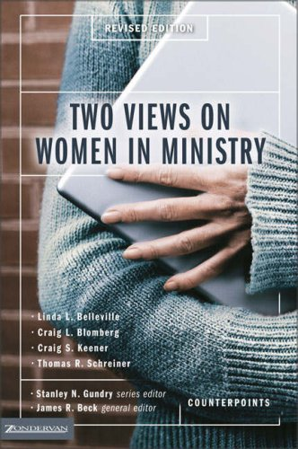 Two Views on Women in Ministry  2nd 2005 (Revised) edition cover