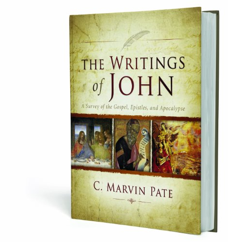 Writings of John A Survey of the Gospel, Epistles, and Apocalypse  2011 edition cover